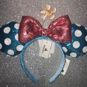 New Disney Parks daisy Minnie Mouse Ears